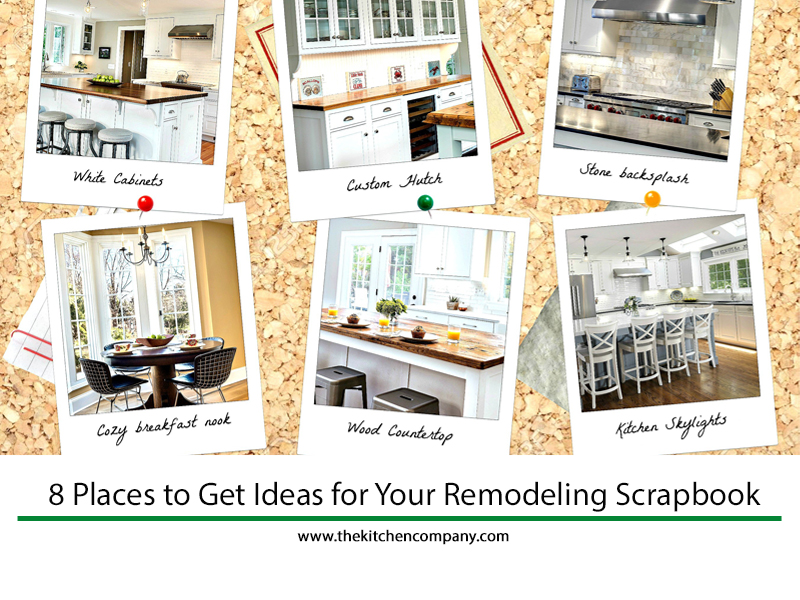 8 Places to Get Ideas for Your Remodeling Scrapbook ...