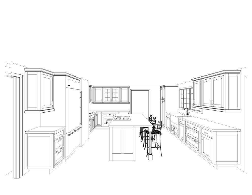 Gail S Kitchen Renovation Design Process Kitchen Design Process