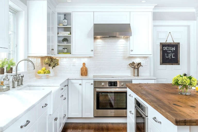 Tips For Choosing A Kitchen Cabinet Color Best Kitchen