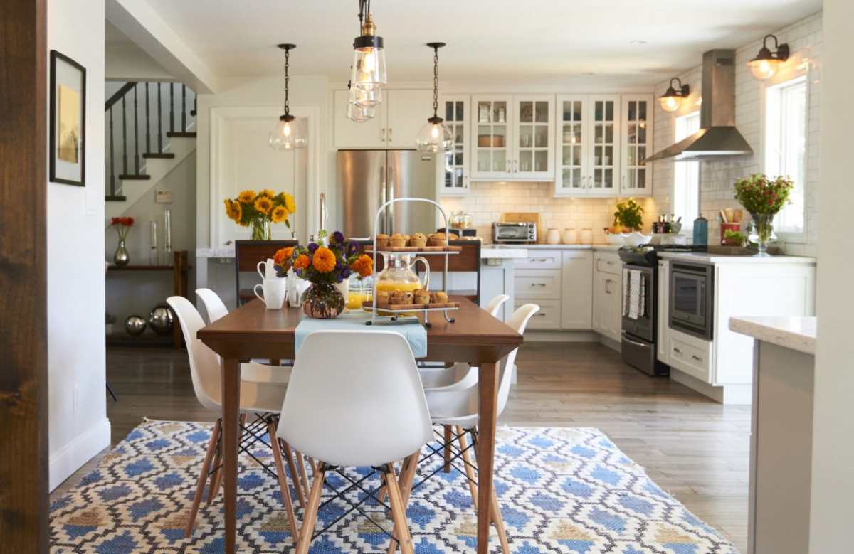 Do You Really Want An Open Concept Floor Plan The Kitchen Company