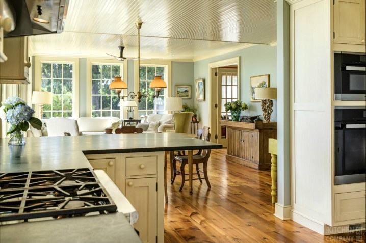 Featured Kitchen Historic Home On The Water Madison Cottage Kitchen