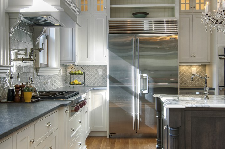 Featured Kitchen A Classic Kitchen With Victorian Flair Traditional