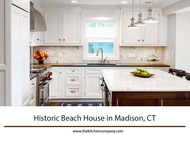 Featured Kitchen A Stately Historic Cottage Renovation In Madison Ct