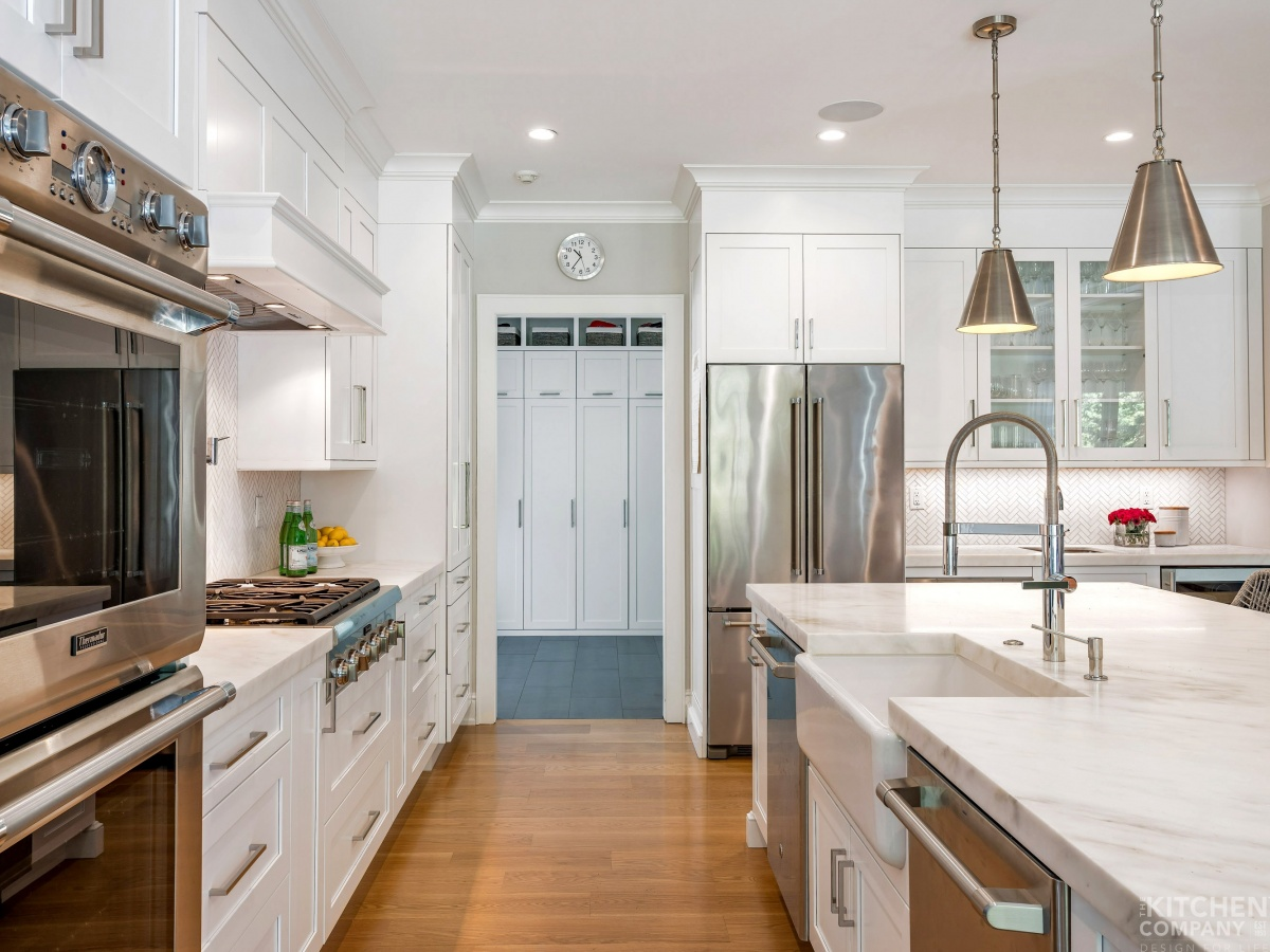 How To Decide If A Kitchen Island Sink Is Right For Your Space The Kitchen Company