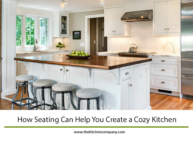 How Seating Can Help You Create A Cozy Kitchen Unique Kitchen Ideas