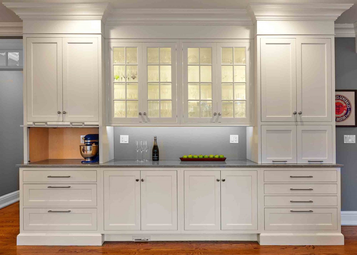 How To Incorporate Hidden Appliances Into Your Kitchen