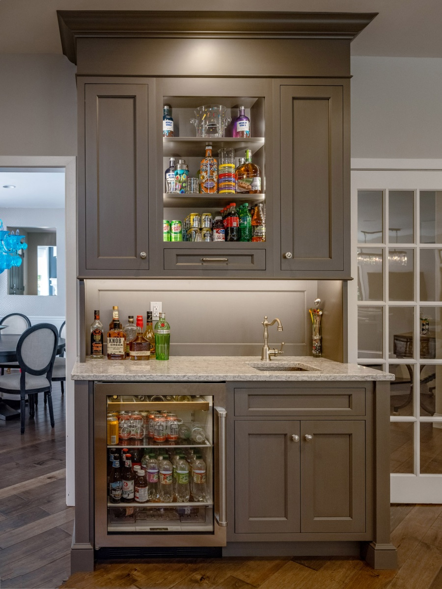 3 Types Of Kitchen Beverage Centers To Consider The Kitchen Company