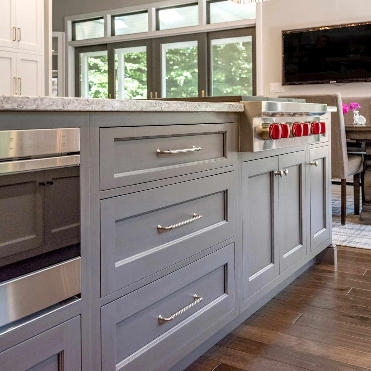 How To Choose The Best Metal Hardware For Your Kitchen The Kitchen Company