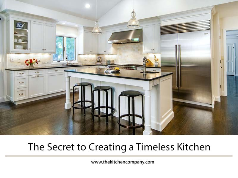 The Secret to Creating a Timeless Kitchen | The Kitchen Company