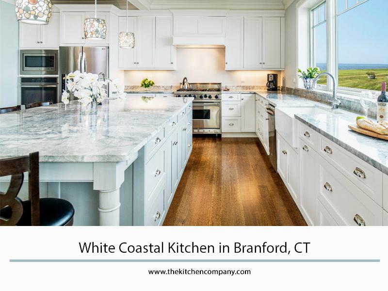 Featured Kitchen: Custom Built Coastal Kitchen | Kitchens in Branford