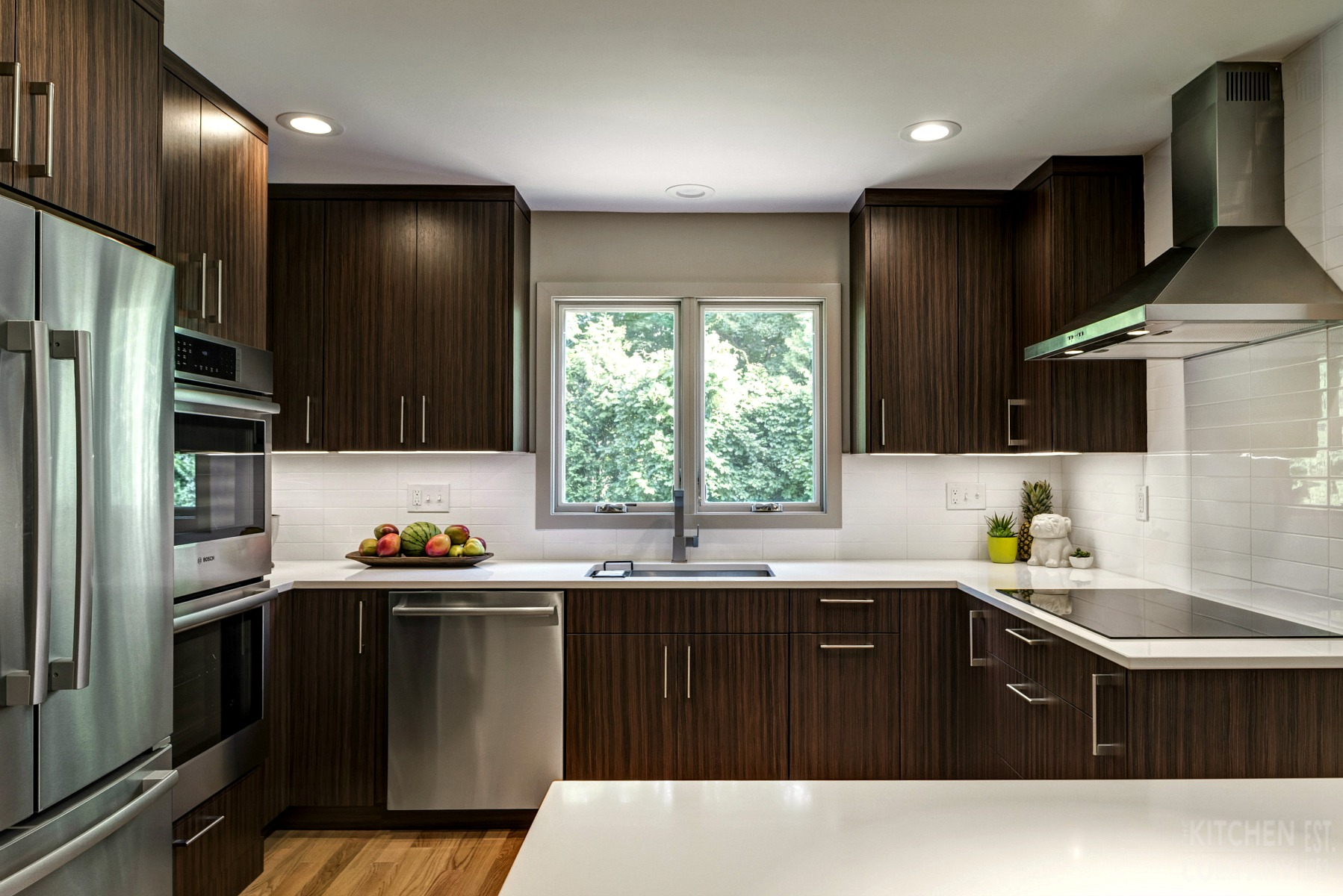 Featured Kitchen Contemporary Haven Modern Kitchen In Guilford Ct