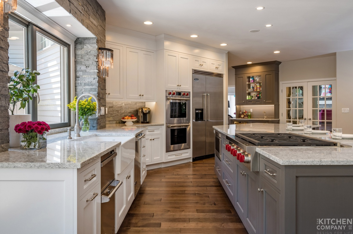 How To Create A Luxury Kitchen With These Kitchen Design Ideas The Kitchen Company