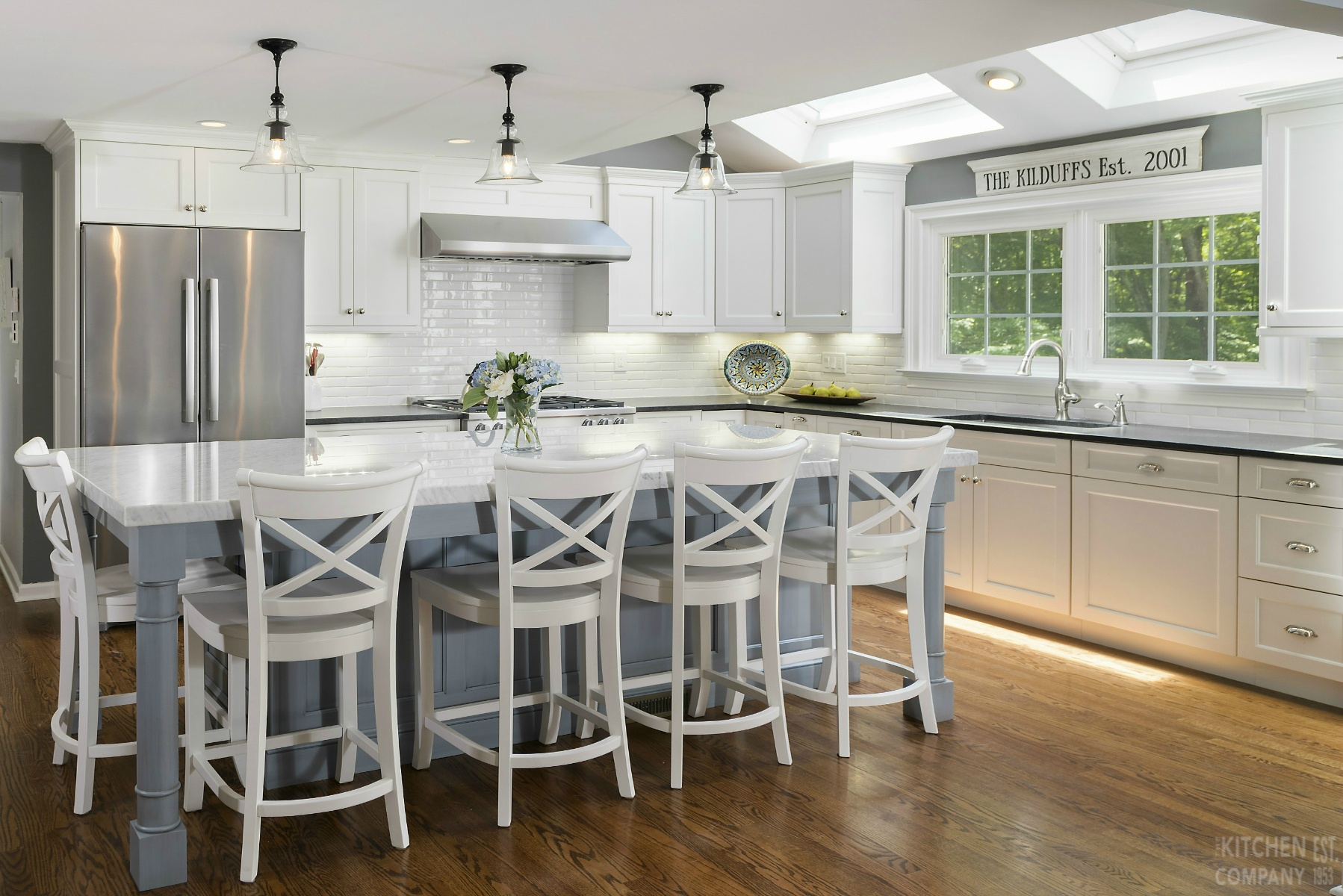 A Bright And Cheerful Sanctuary In Madison Ct The Kitchen Company