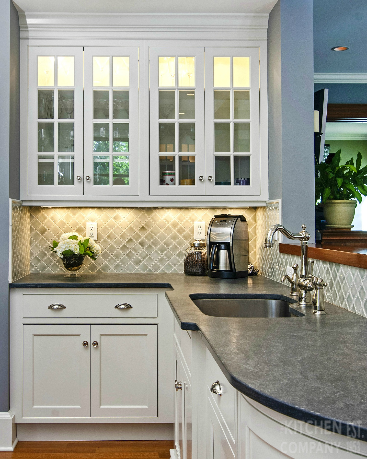 Traditional Victorian Kitchen In New Haven, CT